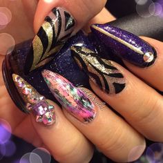 iluvurnailz #nail #nails #nailart