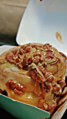 gooey cinnamon roll