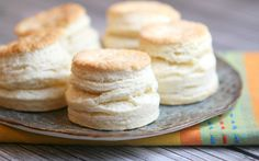 Everyone loves a good biscuit, right?  There is nothing better than a flakey, mile-high, just-out-of-the-oven buttery biscuit  This happens to be a low fat version of classic Diner- Style Biscuits.  You'd never guess that some of the calories are cut as they are delicious!  This recipe comes from the cookbook, Eat Skinny, Be Skinny by Claire Gallam.  It [...]