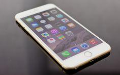 Apple iPhone 6 Plus - - Gold (Verizon) Smartphone Apple Iphone 6, Iphone 5s, Gold Iphone 6 Plus, Red Iphone 6, Iphone Mobile, Iphone 6 Cases, Best Iphone, Iphone 6 Plus Case, New Iphone Launch