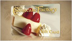 The Cheesecake Factory has a great Gift Card Donation program. This is open to non-profits and schools.  Guidelines: http://www.thecheesecakefactory.com/charity/giftcarddonations/giftcarddonations