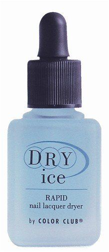 Color Club Dry Ice Nail Drying Drops by Color Club. $8.89