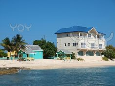 Public Beach in the West Bay district of Grand Cayman, Cayman Islands (RF Stock image) #caribbean #cayman