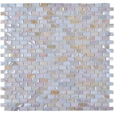 Shop for Legion Seashell Square Tiles (Pack of 11). Get free delivery at Overstock.com - Your Online Home Improvement Shop! Get 5%…