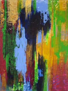 Original Modern Abstract 18x24 Painting