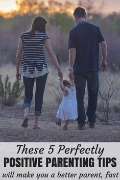5 positive parenting tips to help you become a better parent. You\'re going to love this advice if you\'re looking for positive parenting tips to make you better at parenting | www.sahmplus.com