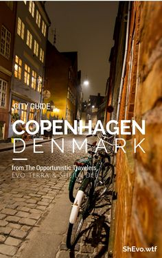 Copenhagen Denmark City Guide - The Opportunistic Travelers spent three weeks in Copenhagen. Find out more about their travels at TheOpportunisticTravelers.com