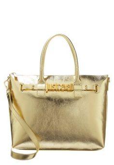 Die Handtasche für strahlende Outfits. Just Cavalli Shopping Bag - gold für 549,95 € (10.11.15) versandkostenfrei bei Zalando bestellen.
