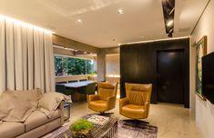 GW Apartment in Porto Alegre, Brazil by AMBIDESTRO