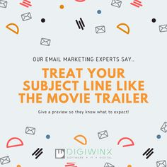 Email marketing is an essential tool for building and maintaining your relationships with prospects, leads, current customers, and even past customers because of the convenience and personal touch it can give!   Have a coffee with our marketing experts to find out how we can help your business with all things marketing at digiwinx.com.sg today! . . #marketingdigital  #digital #future #agency #agencylife #blog #leadership #leadgeneration #tech #business #startup #startupbusiness #digiwinx