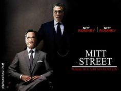 Mitt Romney - Wall Street   :    http://mariopiperni.com/