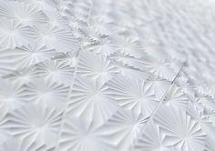 'Burst' tile by Rough Front for KAZA Concrete
