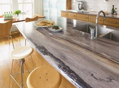 3420 Dolce Vita 180fx® by Formica Group with Bullnose IdealEdge™ - Kitchen - Cincinnati - Formica Group