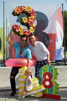 First images of Happy Numbers - Pitti Immagine