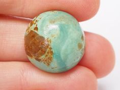 Campitos Mexican turquoise cabochon natural authentic