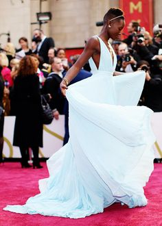 Lupita Nyong'o | 86th Annual Academy Awards, March 2, 2014