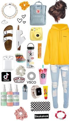 vsco girl Outfit, Outfits 2019 Outfits casual Outfits for moms Outfits for school Outfits for teen girls Outfits for work Outfits with hats Outfits women Teenage Girl Gifts, Teenage Outfits, Teen Fashion Outfits, Look Fashion, Outfits For Teens, Girl Fashion, Teenage Girl Clothes, Teenage Clothing, Teen Trends