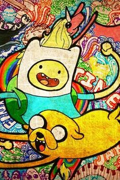 Adventure Time...just started watching...OMG