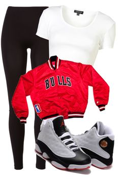 """""""She Got Game."""" by neekcole ❤ liked on Polyvore"""