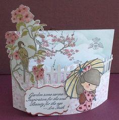 Bendi card by Susan Viley