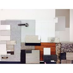 "61 Likes, 2 Comments - WE ARE HUNTLY (@wearehuntly) on Instagram: ""Our latest and greatest #residential finishes palette. #Mansfield #robust #highcountry #Victoria…"""