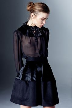 See the complete Co Fall 2013 Ready-to-Wear collection.