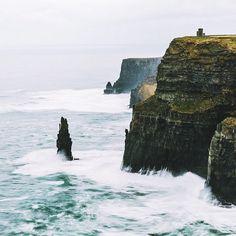 Cliffs of Moher - finn beales