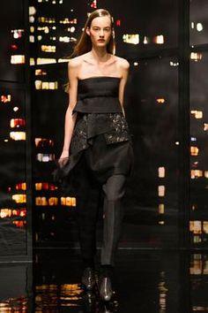 Défilé Donna Karan New York automne-hiver 2015-2016, New York - Look 3.