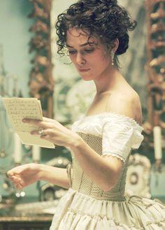 ellaphoa: {14/100} Anna Karenina (2012) ~ellaphoa~ A blog of vintage, lace, elegance.