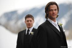 Jared's wedding.
