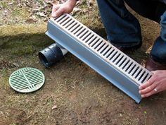 How to Provide Drainage for the Yard : How-To : DIY Network