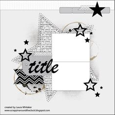 October 15 2015 Second Featured Challenge Layout Scrapbook Layout Sketches, Scrapbook Templates, Scrapbook Designs, Card Sketches, Scrapbook Paper Crafts, Scrapbooking Layouts, Disney Scrapbook, Baby Scrapbook, Scrapbook Cards