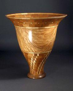 Afbeeldingsresultaat voor beautiful turnings in wood