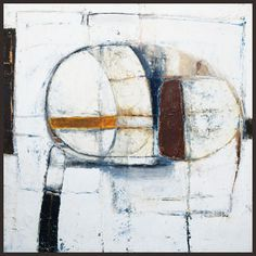Paul Feiler (British: 1918 - 2013) - Supported Ovals