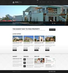 DLoved it!   Real Estate Agency Responsive Joomla Template CLICK HERE! live demo  http://cattemplate.com/template/?go=2dW8xDa