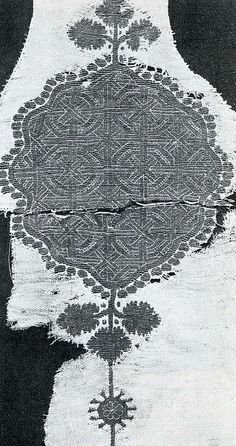 Egyptian tapestry design 3rd century | Flickr - Photo Sharing!