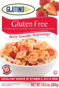 This cereal is so delicious and leaves me feeling filled for hourrrrs, no sugar crashing or anything. The strawberries are real and taste real. A must eat for those who need and/or want to eat less gluten.
