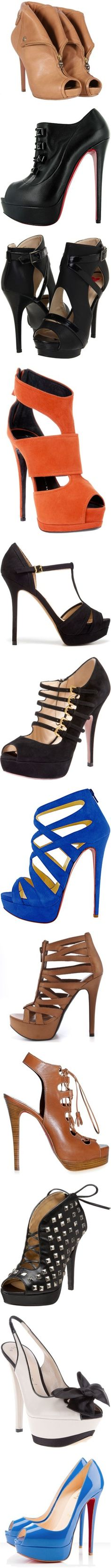 """""""COMI: Footwear #5"""" by sarratori ❤ liked on Polyvore"""