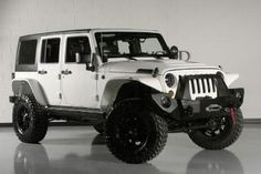 2013 Lifted Jeep Wrangler Unlimited