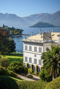 Lake Como - Bellagio - Villa Melzi | da bautisterias