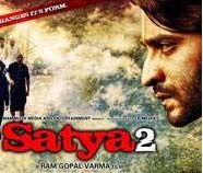 SATYA 2 movie is directed by ram gopal verma and this movie is tevolving around crimes and underworld. Though the underworld has now been erased but in this movie it shows a mam who is re inventing the underworld.