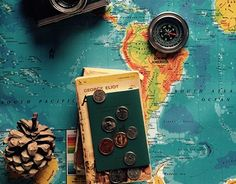 """Check out new work on my @Behance portfolio: """"passion of travel"""" http://be.net/gallery/41331407/passion-of-travel"""