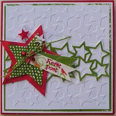 Donderdag http://52weekstochristmas.blogspot.nl/2015/02/kerstkaart-week-8.html  Deze week heb ik een kerstkaart gemaakt die stond in...