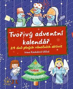 24 dnů, 24 témat, spousta úkolů, omalovánek, tvoření a zajímavostí. Tipy, kam vyrazit na výlet, jak potěšit své nejbližší, tradiční i originální vánoční aktivity. To všechno najdeš na stránkách této knihy. Bav se, poznávej tradice a... (Kniha dostupná na Martinus.cz se slevou, běžná cena 369,00 Kč)#vánoce #hvězda #dekorace #cukroví #stromeček #dárky #tvoření #děti #rodina #advent # kalendář #3dmámablog.cz