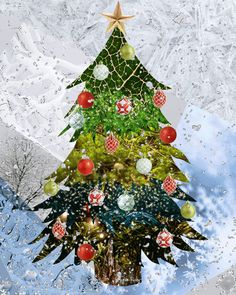 Discover & share this Christmas Tree GIF with everyone you know. GIPHY is how you search, share, discover, and create GIFs. Christmas Tree Gif, Christmas Tree Pictures, Christmas Movies, Christmas And New Year, Christmas Wreaths, Christmas Cards, Christmas Decorations, Christmas Ornaments, Christmas Ideas