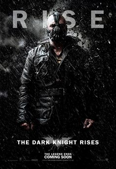 <b>Selina Kyle (aka Catwoman) and Bane get their own one-sheets as <em>The Dark Knight Rises</em> ramps up promotion ahead of its July 20th release.</b>
