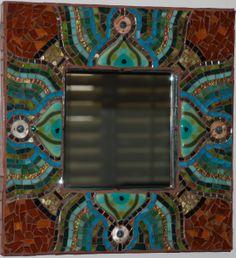 Mosaic art by Grace Gibson