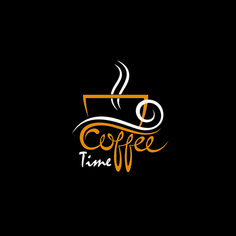 Coffee Cup Art, Coffee Poster, Coffee Coffee, Coffee Time, Coffee Shop Logo, Coffee Shop Design, Logo Café, Logo Patisserie, Transférer Des Photos