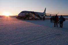 Kittila Airport, Lapland