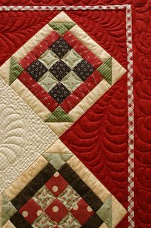 The House on Edgewood Lane Quilt Pattern image 2 Quilting Blogs, Machine Quilting Designs, Free Motion Quilting, Longarm Quilting, Quilting Projects, Patchwork Quilting, Quilting Ideas, Quilting Stencils, Amish Quilt Patterns